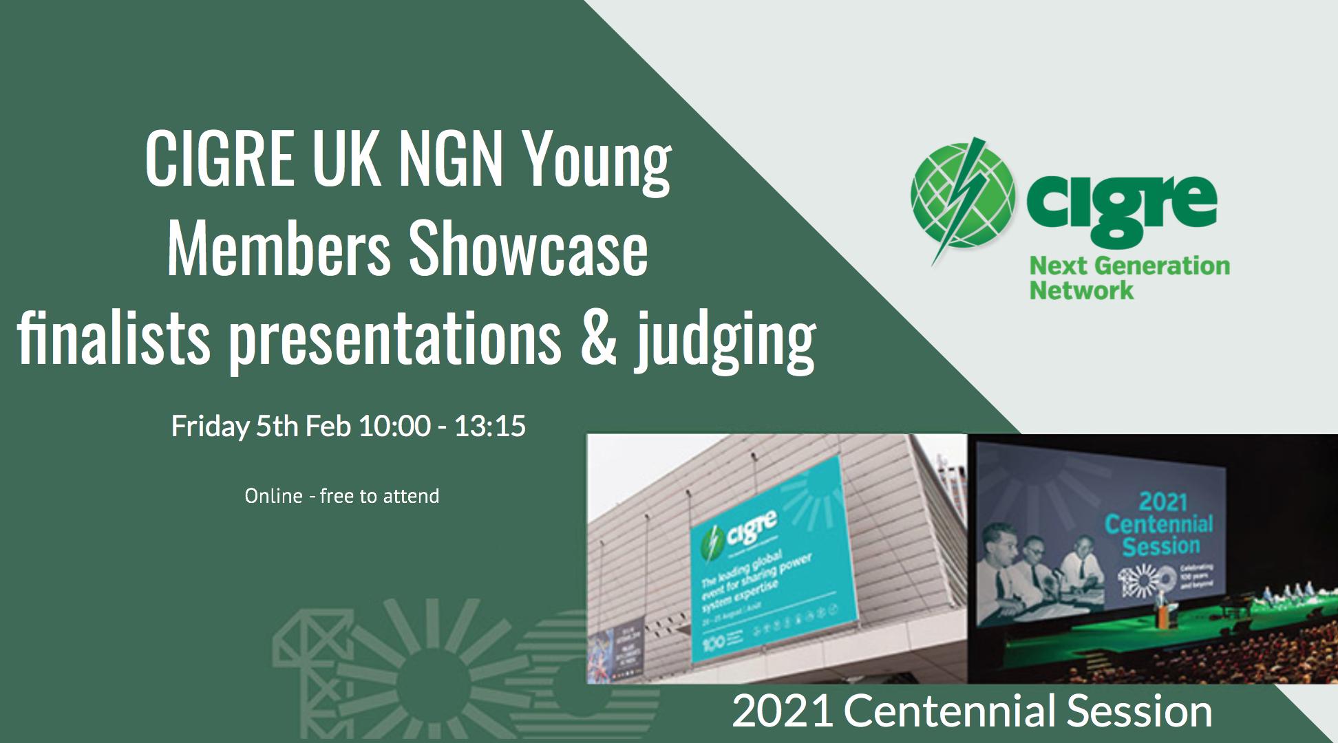 NGN Showcase - eventbrite