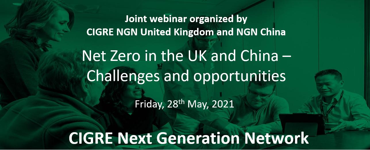 Net Zero in the UK and China