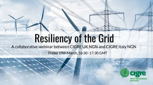 Resiliency of the Grid image - blog post