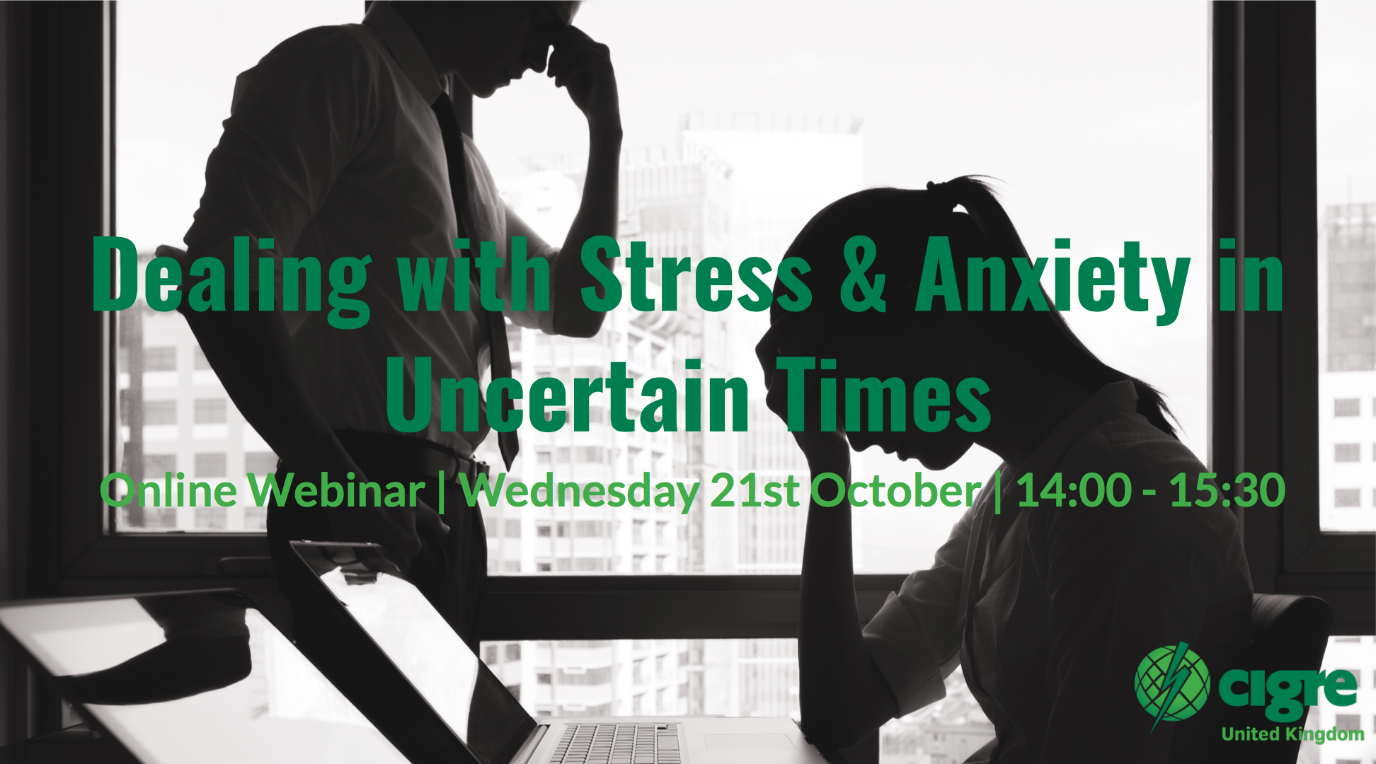 Stress and Anxiety at Uncertain Times